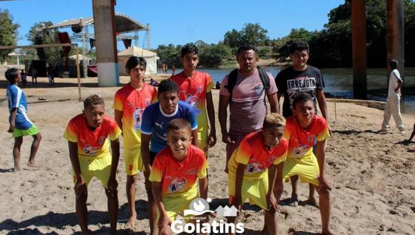 Campeonato Beach Soccer